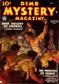 Dime Mystery Magazine (1932-1950 Dime Mystery Book Magazine - Popular) Pulp Vol. 8 #4