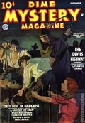 Dime Mystery Magazine (1932-1950 Dime Mystery Book Magazine - Popular) Pulp Vol. 9 #2