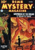 Dime Mystery Magazine (1932-1950 Dime Mystery Book Magazine - Popular) Pulp Vol. 9 #3