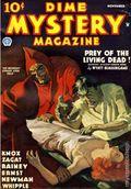 Dime Mystery Magazine (1932-1950 Dime Mystery Book Magazine - Popular) Pulp Vol. 9 #4