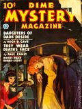 Dime Mystery Magazine (1932-1950 Dime Mystery Book Magazine - Popular) Pulp Vol. 10 #1