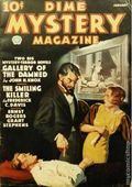 Dime Mystery Magazine (1932-1950 Dime Mystery Book Magazine - Popular) Pulp Vol. 10 #2