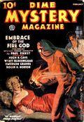 Dime Mystery Magazine (1932-1950 Dime Mystery Book Magazine - Popular) Pulp Vol. 10 #3
