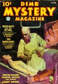 Dime Mystery Magazine (1932-1950 Dime Mystery Book Magazine - Popular) Pulp Vol. 10 #4