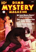 Dime Mystery Magazine (1932-1950 Dime Mystery Book Magazine - Popular) Pulp Vol. 11 #1