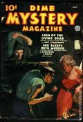 Dime Mystery Magazine (1932-1950 Dime Mystery Book Magazine - Popular) Pulp Vol. 11 #2