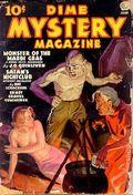 Dime Mystery Magazine (1932-1950 Dime Mystery Book Magazine - Popular) Pulp Vol. 11 #3