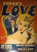 Today's Love (1954-1959 Columbia Productions) Pulp Vol. 18 #2