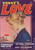 Today's Love (1954-1959 Columbia Productions) Pulp Vol. 18 #3
