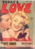 Today's Love (1954-1959 Columbia Productions) Pulp Vol. 18 #6