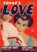 Today's Love (1954-1959 Columbia Productions) Pulp Vol. 19 #1