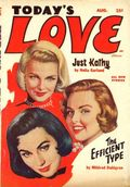 Today's Love (1954-1959 Columbia Productions) Pulp Vol. 19 #2