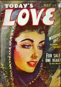 Today's Love (1954-1959 Columbia Productions) Pulp Vol. 19 #3