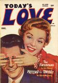 Today's Love (1954-1959 Columbia Productions) Pulp Vol. 19 #4