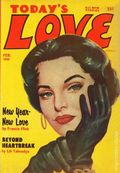 Today's Love (1954-1959 Columbia Productions) Pulp Vol. 19 #5