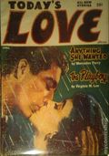 Today's Love (1954-1959 Columbia Productions) Pulp Vol. 19 #6