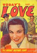 Today's Love (1954-1959 Columbia Productions) Pulp Vol. 20 #1