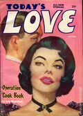 Today's Love (1954-1959 Columbia Productions) Pulp Vol. 20 #3