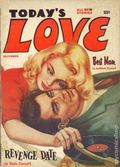 Today's Love (1954-1959 Columbia Productions) Pulp Vol. 20 #4