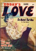 Today's Love (1954-1959 Columbia Productions) Pulp Vol. 20 #5