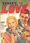 Today's Love (1954-1959 Columbia Productions) Pulp Vol. 21 #1