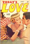 Today's Love (1954-1959 Columbia Productions) Pulp Vol. 21 #2