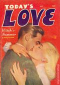 Today's Love (1954-1959 Columbia Productions) Pulp Vol. 21 #3