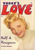 Today's Love (1954-1959 Columbia Productions) Pulp Vol. 21 #4