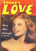 Today's Love (1954-1959 Columbia Productions) Pulp Vol. 21 #5