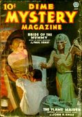 Dime Mystery Magazine (1932-1950 Dime Mystery Book Magazine - Popular) Pulp Vol. 11 #4