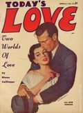 Today's Love (1954-1959 Columbia Productions) Pulp Vol. 21 #6