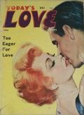 Today's Love (1954-1959 Columbia Productions) Pulp Vol. 22 #1