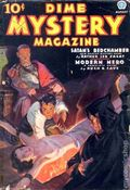Dime Mystery Magazine (1932-1950 Dime Mystery Book Magazine - Popular) Pulp Vol. 12 #1