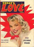 Today's Love (1954-1959 Columbia Productions) Pulp Vol. 22 #2