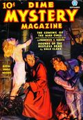 Dime Mystery Magazine (1932-1950 Dime Mystery Book Magazine - Popular) Pulp Vol. 12 #2
