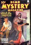 Dime Mystery Magazine (1932-1950 Dime Mystery Book Magazine - Popular) Pulp Vol. 12 #3