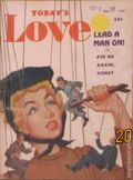 Today's Love (1954-1959 Columbia Productions) Pulp Vol. 22 #4