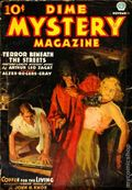 Dime Mystery Magazine (1932-1950 Dime Mystery Book Magazine - Popular) Pulp Vol. 12 #4