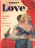 Today's Love (1954-1959 Columbia Productions) Pulp Vol. 22 #5