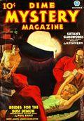 Dime Mystery Magazine (1932-1950 Dime Mystery Book Magazine - Popular) Pulp Vol. 13 #1