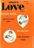 Today's Love (1954-1959 Columbia Productions) Pulp Vol. 22 #6