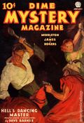Dime Mystery Magazine (1932-1950 Dime Mystery Book Magazine - Popular) Pulp Vol. 13 #2
