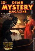 Dime Mystery Magazine (1932-1950 Dime Mystery Book Magazine - Popular) Pulp Vol. 13 #3
