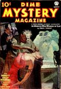 Dime Mystery Magazine (1932-1950 Dime Mystery Book Magazine - Popular) Pulp Vol. 13 #4