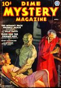 Dime Mystery Magazine (1932-1950 Dime Mystery Book Magazine - Popular) Pulp Vol. 14 #1
