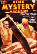 Dime Mystery Magazine (1932-1950 Dime Mystery Book Magazine - Popular) Pulp Vol. 15 #1