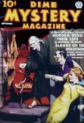 Dime Mystery Magazine (1932-1950 Dime Mystery Book Magazine - Popular) Pulp Vol. 15 #2