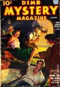 Dime Mystery Magazine (1932-1950 Dime Mystery Book Magazine - Popular) Pulp Vol. 15 #3