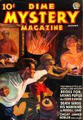 Dime Mystery Magazine (1932-1950 Dime Mystery Book Magazine - Popular) Pulp Vol. 16 #1