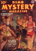 Dime Mystery Magazine (1932-1950 Dime Mystery Book Magazine - Popular) Pulp Vol. 16 #2